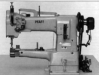 ppm de la pfaff 463