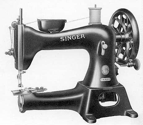 Singer 45k for Machine a coudre 45k